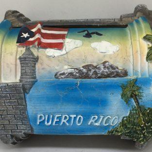 Cofre de P.R - Playa