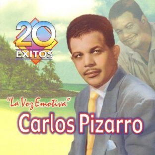 Carlos Pizarro - 20 Exitos