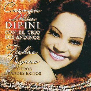CD Carmen Delia Dipini - Fichas negras