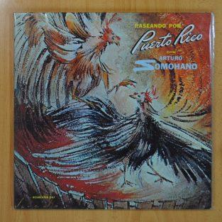 CD  Arturo Somohano - Puerto Rico