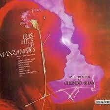 CD Chombo Silva - Los hits de Manzanero