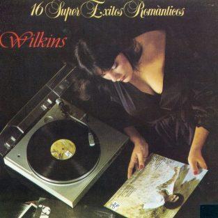 CD de Wilkins - 16 Super Exitos