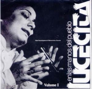 CD de Lucecita - En las manos del pueblo-Vol.1