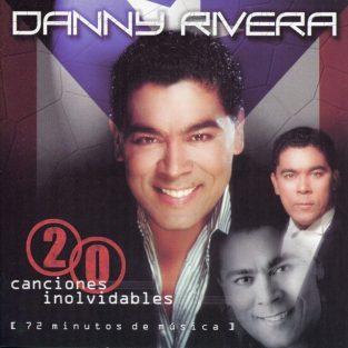CD de Danny Rivera - 20 canciones inolvidables