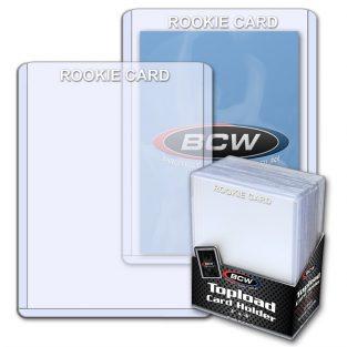 BCW Top load 3x4 premium