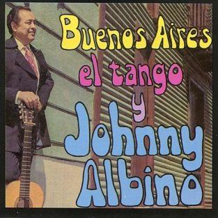 CD de Johnny Albino - Buenos Aires, El Tango y Johnny