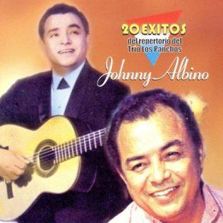 CD de Johnny Albino - 20 Exitos repertorio Los Panchos