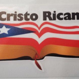 Sticker de PR - Cristorican
