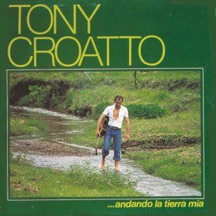 CD de  Tony Croatto... andando la tierra mia
