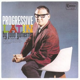 CD de Julio Gutierrez - Progressive Latin