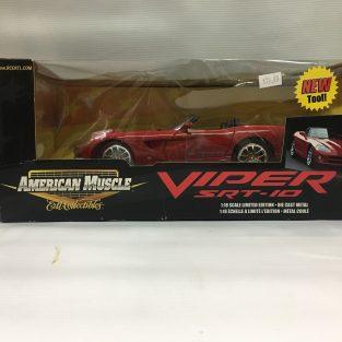1:18  Dodge Viper Rt-10 Rojo