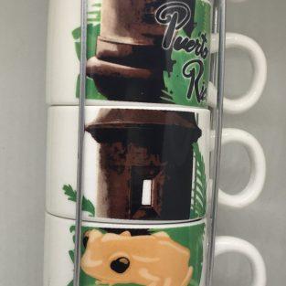 Set de taza- Garita