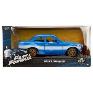 1:24 F&F Brian's Ford Escort