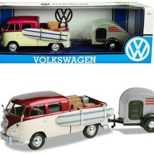 1:24 Volkswagen Type 2 (T1) - Delivery Van