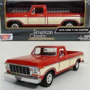 1:24 1979 Ford F-150 Custom