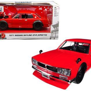 1:24 1971 Nissan Skyline GT-R (KPGC 10)