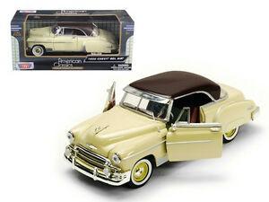 1:24 1950 Chevy Bel Air