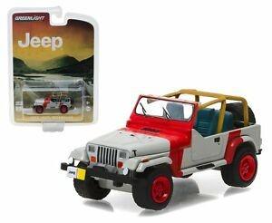 1:64 1993 Jeep Wrangler