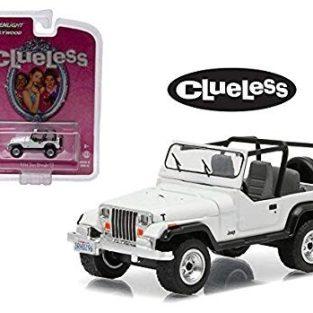 1:64 1994 Jeep Wrangler YJ Clueless