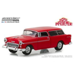 1:64 1955 Chevrolet Bel Air Nomad Home Improvement