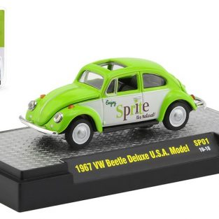1967 Sprite VW Beetle Deluxe U.S.A. Model
