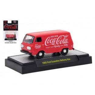 1965 Coca Cola Ford Econoline Delivery Van