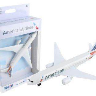 Avión Die cast - American Airlines