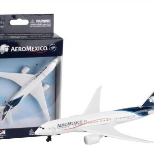 Avión Die cast - Aero Mexico