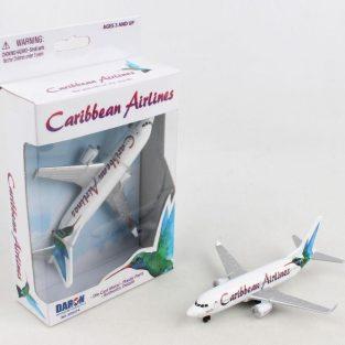 Avión Die cast - Caribbean Airlines