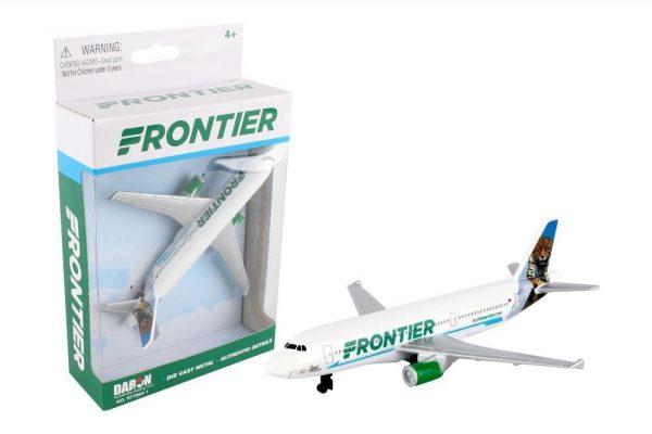 Avión Die cast - Frontier