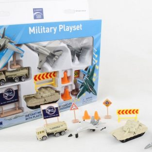 Military Play Set