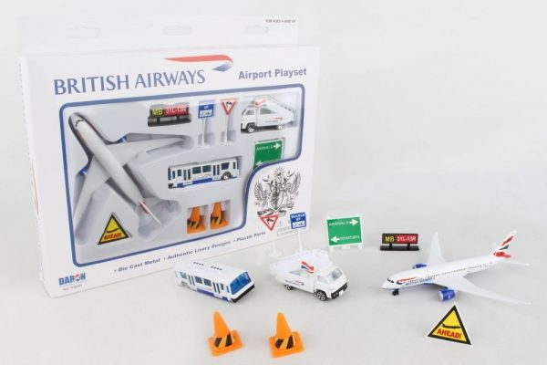 Airport Play Set - British Airways