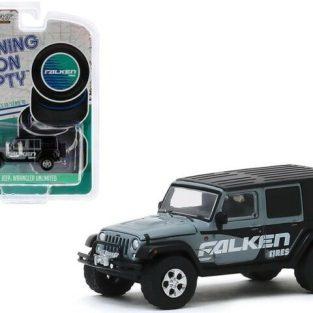 1:64 Falken Tires 2014 Jeep Wrangler Unlimited