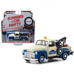 1:43 1953 BF Goodrich Chevrolet 3100 Tow Truck