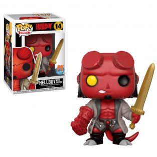 Funko Pop -Hellboy: Hellboy with sword  14