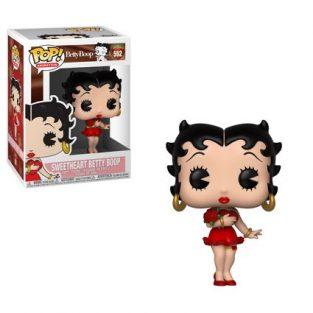 Funko Pop -Betty Boop: Sweetheart Betty Boop  552
