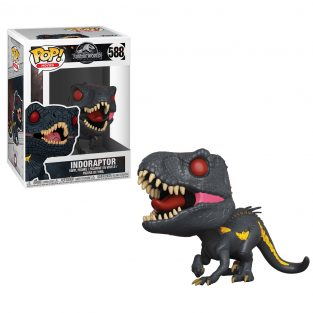 Funko Pop -Jurassicb World: Indoraptor  588