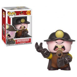 Funko Pop -Incredibles 2: Underminer  370