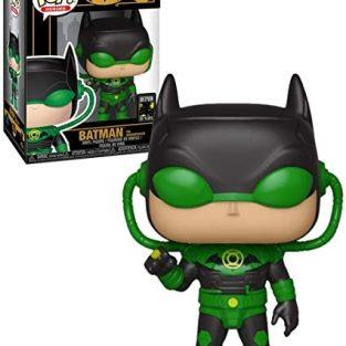 """Funko Pop -Batman: Batman The Dawnbreaker  253  """"Hot Topic Exclusive Batman 80 Years"""""""