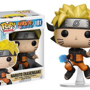 Funko Pop -Naruto Shippuden: Naruto Rasengan  181