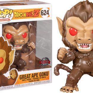 "Funko Pop -Dragonball Z: Great Ape Goku  624  ""Entretainment Earth Exclusive"""