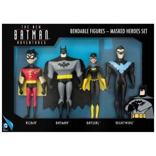 Masked Heroe set - BATMAN Adventure