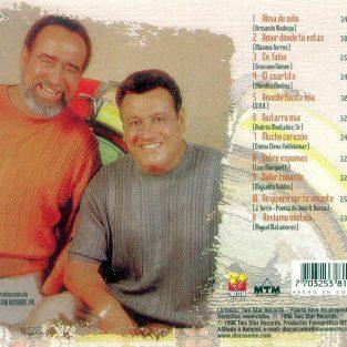 CD de Andy & Ismael Miranda Titulo Con Alma de Nino (Nueva Edicion)