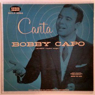 CD de Bobby Capó Titulo Bobby Capó
